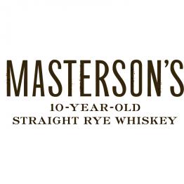 Masterson's Rye Whiskey