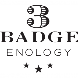 3 Badge Enology